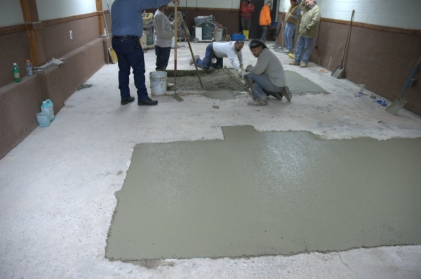 Tips For Concrete Floor Repair Hard Grind Floors